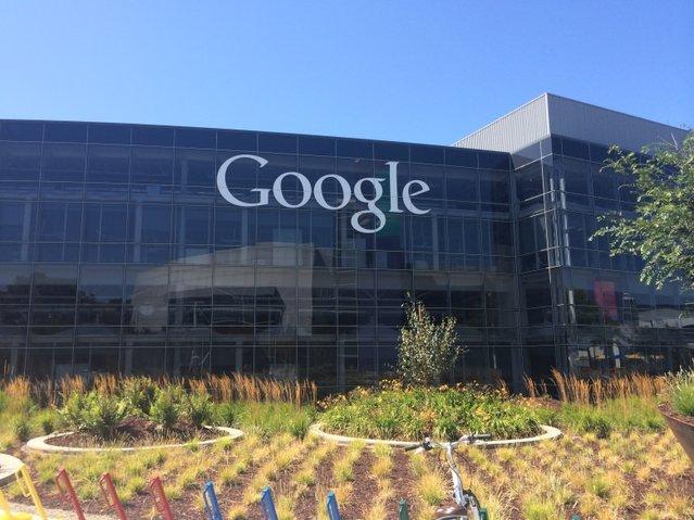 Google'ın dillere destan merkez ofisi