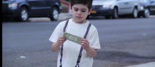 Sosyal deney: Çocuklara evsizlere yardım mı dondurma mı diye sordular...