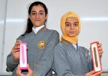 Ortaokul öğrencileri kalemle tabiatı koruyacaklar