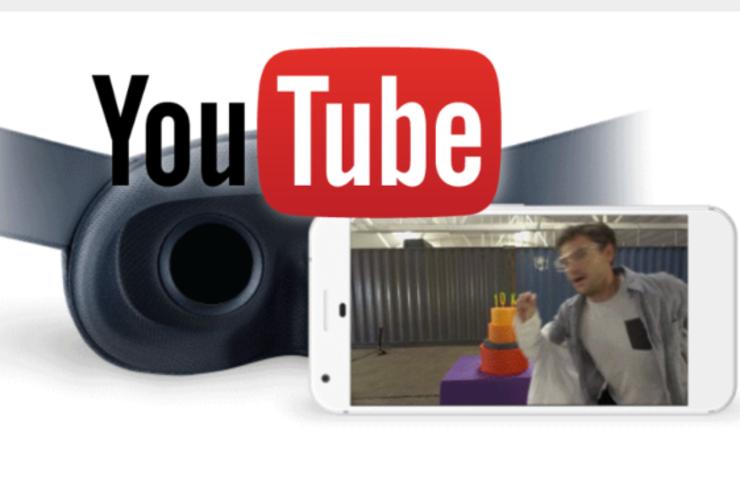 YouTube, VR180'i duyurdu