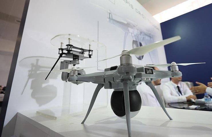 YERLİ 'AKILLI DRONE' GELİŞTİRİLDİ