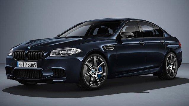 BMW M5 Competition Edition ortaya çıktı
