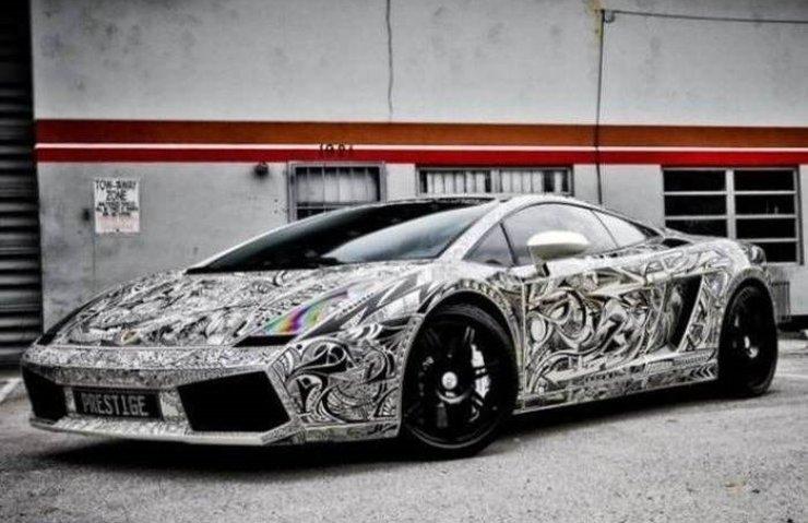 Her biri sanat eseri olan süper otomobiller
