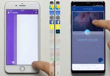 iPhone 8 Plus vs Galaxy Note 8: Hız testi