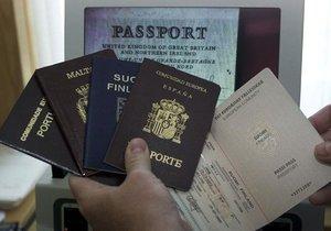 Pasaport kontrolünde yeni dönem
