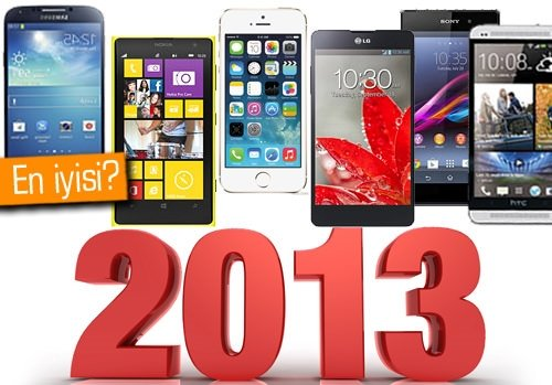 2013'ün en iyi akıllı telefonu hangisi?