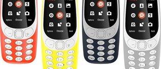 Eski Nokia 3310 ile yeni 3310 karşı karşıya