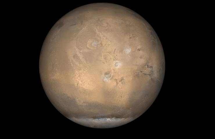 MARS'TA 'AKAN SU' BULUNDUĞU TEORİSİ ÇÖKTÜ
