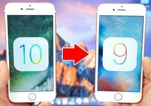 iPhone ya da iPad'de iOS 10 betasından iOS 9'a nasıl geri dönülür?