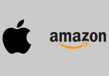 Amazon yükselişi sürdürüyor! Apple'ı yıllar sonra geçebilir