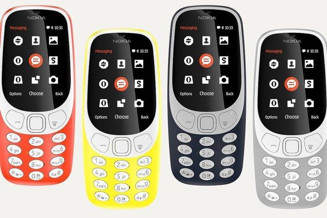 Nokia 3310'un resimleri, özellikleri ve kutu içeriği