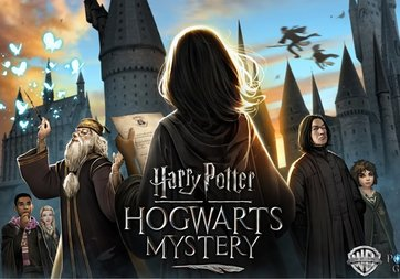 Harry Potter: Hogwarts Gizemi oyunundan video