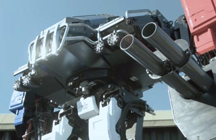 Dev robotların karşılaşması için yerinizi ayırtın!