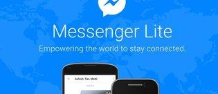 Facebook, Messenger Lite'ı 132 ülkede yayınladı! Türkiye dahil mi?