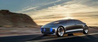 Mercedes'ten sürücüsüz otomobil açıklaması