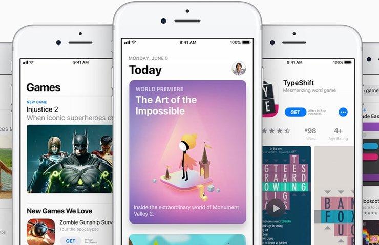 App Store'da hücresel bağlantıyla indirme sınırı arttı