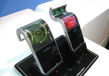 Samsung'un bükülebilir telefon 2019'a kadar gelmiyor