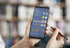 Samsung Galaxy Note 8'de donma ve tepkisiz kalma sorunu var