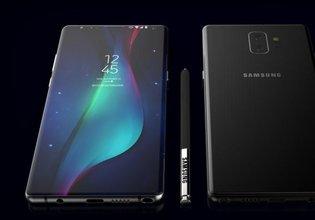 Samsung Galaxy Note 9 yolda! (Özellikleri ne olacak?)