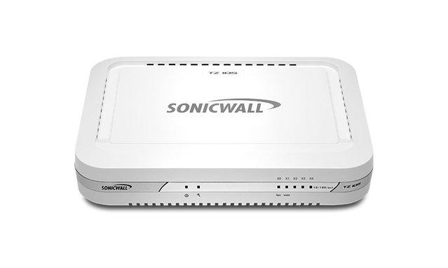 Dell'den KOBİ'lere güvenlik çözümü: SonicWALL TZ