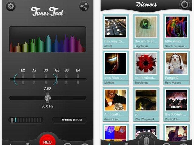 iPhone ya da iPad'inizi gitara dönüştürecek 5 uygulama