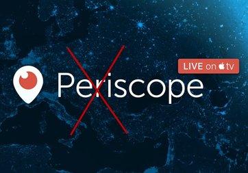 Periscope'a Türkiye'de dava açıldı! Uygulamanın adı değişti!