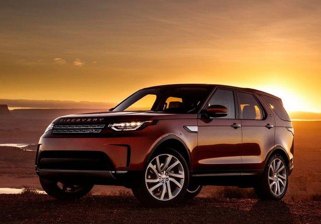 Yeni Land Rover Discovery Türkiye'de satışa sunuldu, işte fiyatı