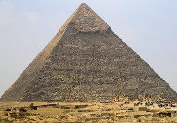 Piramitlerin sırrı ortaya çıktı