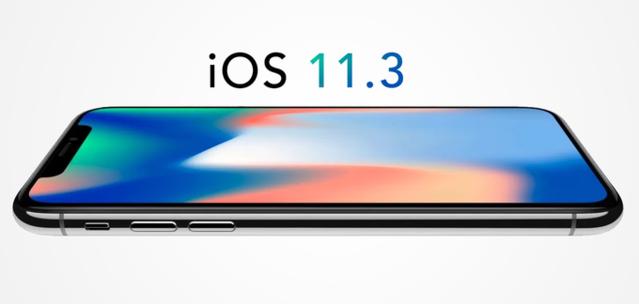 iOS 11.3 güncellemesi neler getiriyor?