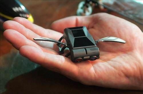Amerikan Hava Kuvvetlerinin mikro casus araçları