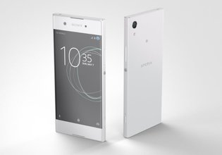 Sony Xperia XA1'in fotoğrafları