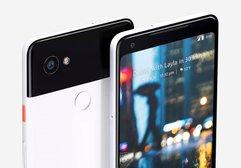 Pixel 2 satın aldı, ama telefonda Android yüklü değildi