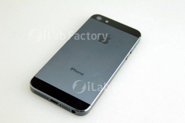 İşte yeni iPhone 5'in son hali