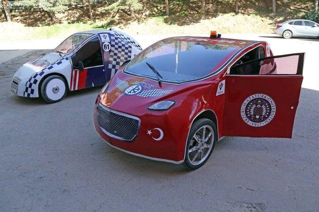 Yerli elektrikli otomobil: Atakar