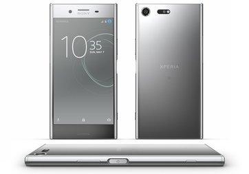 Sony Xperia XZ Premium çizilme, yanma ve bükülme testi