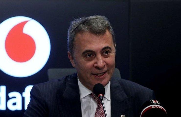 BEŞİKTAŞ'A CEP TELEFONUNDAN 3 YILDA 8 MİLYON TL!