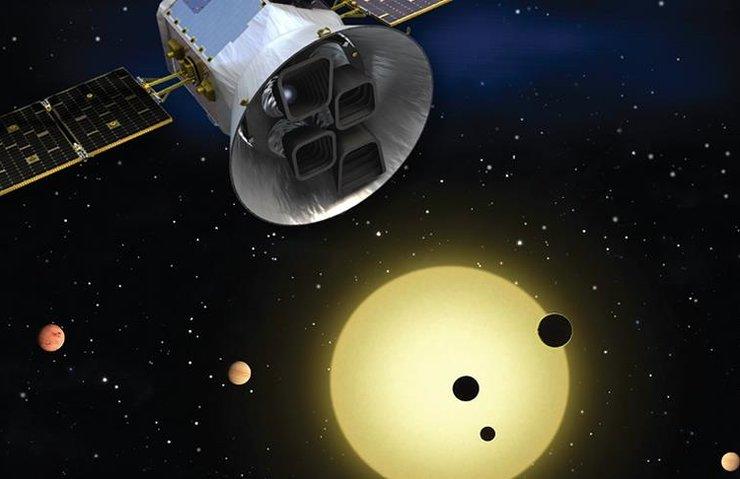 NASA'NIN UYDUSU KUYRUKLU YILDIZI GÖRÜNTÜLEMEYİ BAŞARDI