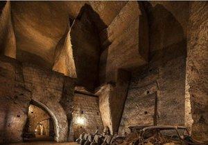 Tesadüfen keşfedilen yeraltı şehri
