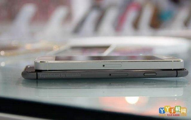 iPhone 5 ve iPhone 6 karşılaştırıldı