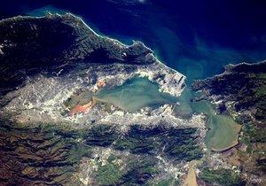 Dünya'nın uzaydan çekilen muhteşem görüntüleri