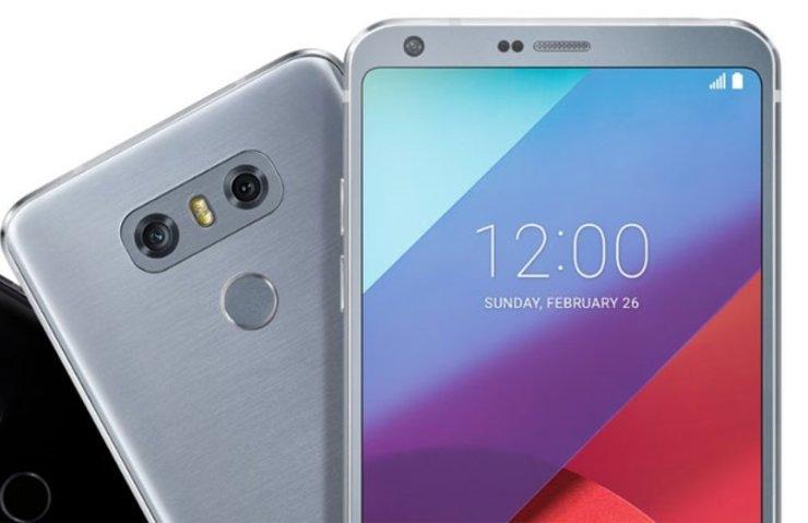 LG G6'NIN AVRUPA FİYATI BELLİ OLDU