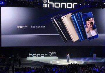 Huawei Honor 9 duyuruldu: 5.15 inç DCI-P3 ekran, çift arka kamera ve fazlası