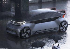 Volvo 360c otonom konsepti tanıtıldı! (İçi oturma odası gibi)