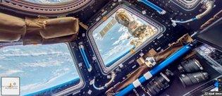 Google Street View, Uluslararası Uzay İstasyonu(ISS) turuna çıkarıyor!