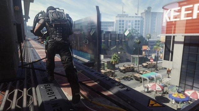 Call of Duty: Advanced Warfare - Ekran görüntüleri