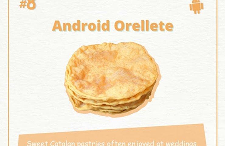 ANDROİD 8.0 ORELLETE (OREO DEĞİL) BUGÜN GELİYOR!
