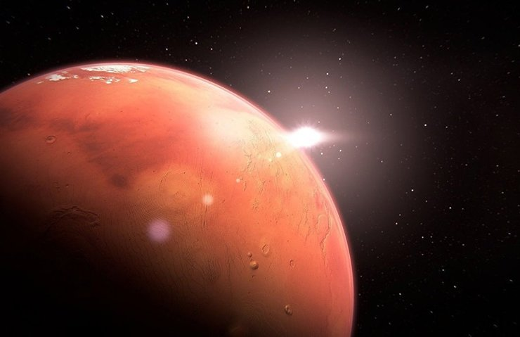 MARS'A AYAK BASACAK İLK İNSAN BELLİ OLDU
