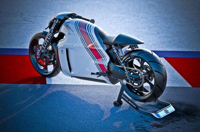 Tron motosikletleri gerçek hayatta!