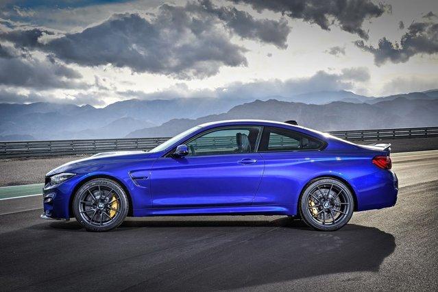 İşte karşınızda 2018 BMW M4 CS