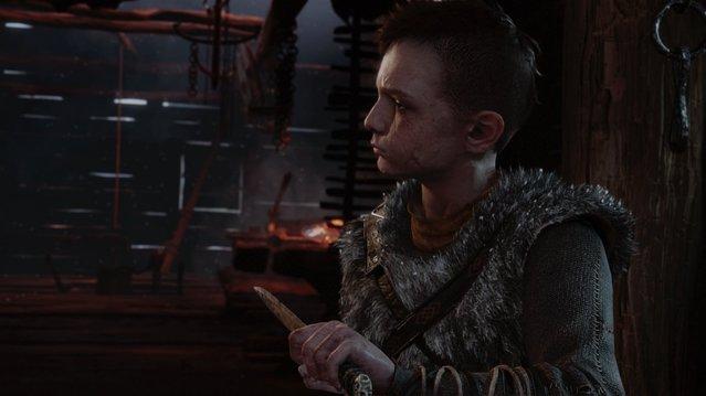 Yeni God of War'dan ekran görüntüleri yayınlandı